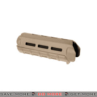 Magpul PTS MOE Carbine Length Hand Guard for M4 AR-15 AEG GBB Rifles - Dark Earth Hand Guards- ModernAirsoft.com