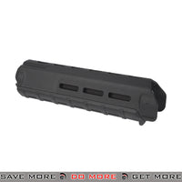 Magpul PTS MOE Mid Length Hand Guard for M4 / M16 GBB AEG Rifles - Black Hand Guards- ModernAirsoft.com