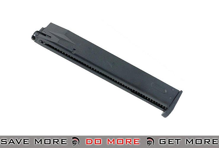 WE 52rd Extended Magazine for WE M9 Airsoft GBB Gas Blowback Pistols Gas Gun Magazine- ModernAirsoft.com