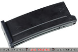 Spare Short Type 20rd Magazine for Umarex / KWA / KSC MP7 Airsoft Gas Blowback Gun Gas Gun Magazine- ModernAirsoft.com