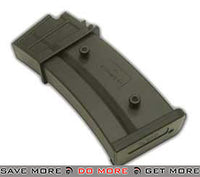 KWA 470rd Hi-Cap Magazine for G36 Series Airsoft AEG Rifle Electric Gun Magazine- ModernAirsoft.com