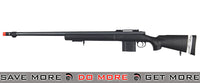 WELL Bolt Action Rifle w/ Fluted Barrel Bolt Action Sniper Rifle- ModernAirsoft.com
