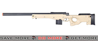 WELL Tan L96 AWP Bolt Action Rifle Bolt Action Sniper Rifle- ModernAirsoft.com