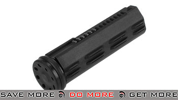 ICS Extreme Reinforced Hard Polycarb Airsoft AEG Piston w/ 6 Steel Teeth Pistons- ModernAirsoft.com