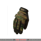 Mechanix Wear Original Tactical Shooting Stealth Covert Gloves - Woodland Gloves- ModernAirsoft.com