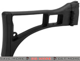 ICS Replacement G33 Folding Stock for G33 Series Airsoft AEG Rifles - Black Airsoft- ModernAirsoft.com