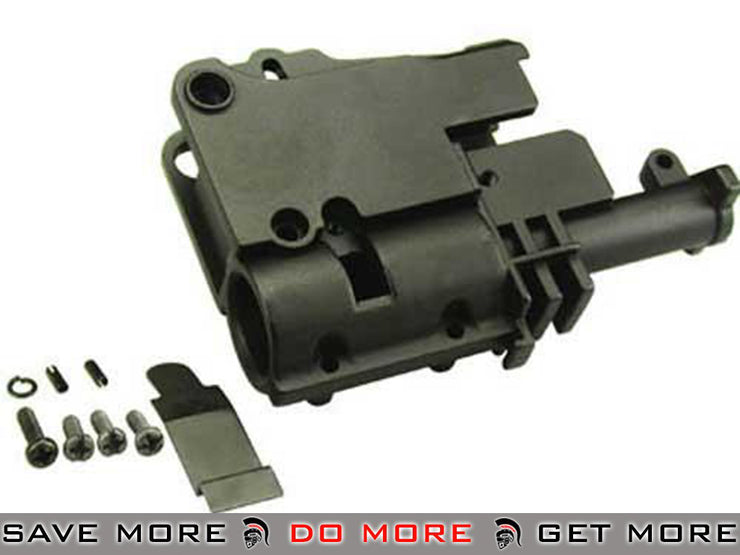 ICS Rear Sight Base For AK Series Airsoft AEG *Shop by Gun Models- ModernAirsoft.com