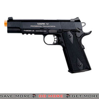 KWA M1911 NS2 PTP Full Metal Airsoft Gas Blowback - MKIII / Black