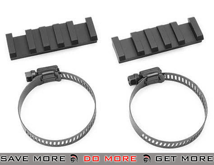 G&G Suppressor Mount Base for MP5 SD / M4 SD Series Airsoft AEG Mock Silencer- ModernAirsoft.com
