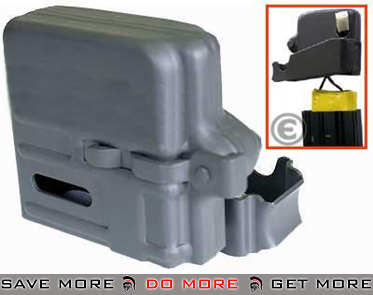 ICS Ready Mag System for M4 / M16 Series Airsoft AEG Magazine Accessories- ModernAirsoft.com
