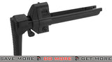 ICS Retractable Stock for MX5-P Style Airsoft AEG Sub-Machine Guns Stocks- ModernAirsoft.com