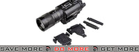 Night Evolution X300V (Black / Strobe Version) flashlight- ModernAirsoft.com