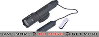Night Evolution Insight WMX200 Weapon Light (Black) flashlight- ModernAirsoft.com