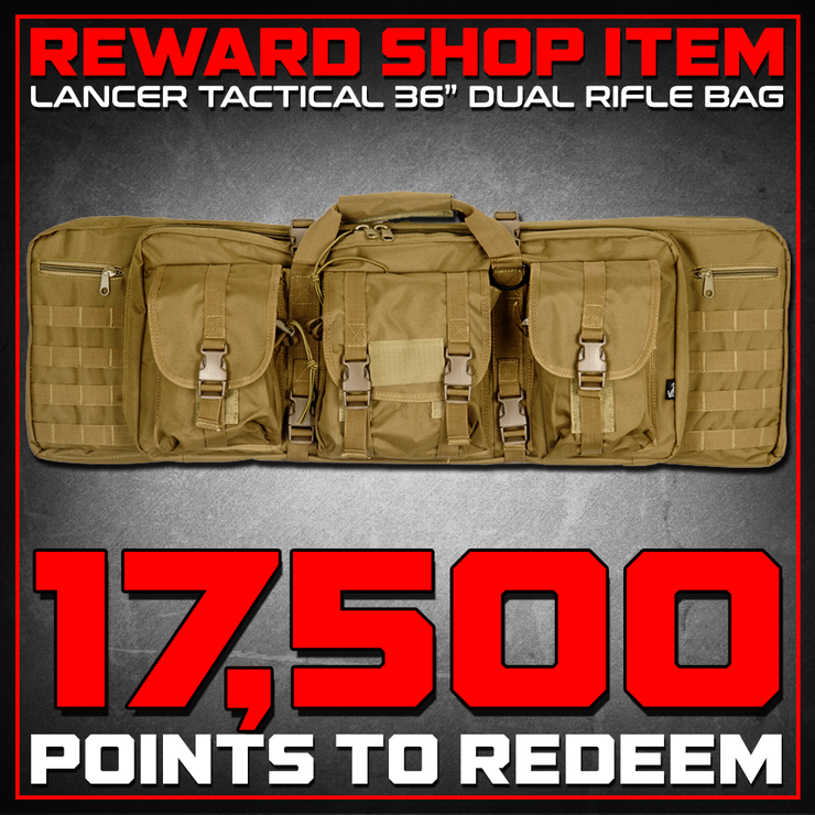 Reward Shop Item - Lancer Tactical 36
