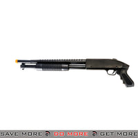 CYMA Airsoft Spring Powered Remington Style Sawed Off Shotgun P788B - Black Airsoft Shotguns- ModernAirsoft.com