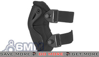 6mmProShop Elbow & Knee Pad Set (Black) - Modern Airsoft