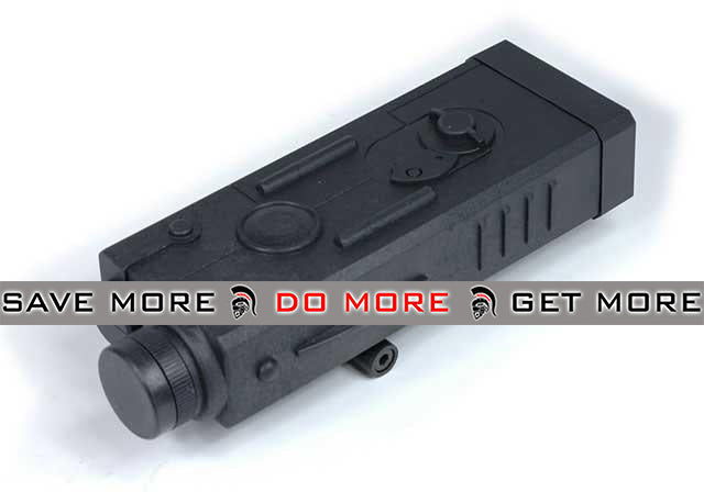 Matrix PEQ2 Type Slim Airsoft AEG External Battery Storage Box Mock PEQ Units- ModernAirsoft.com