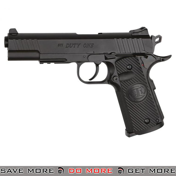 ASG CZ 75 P-07 Duty Extended Non-Blowback Co2 4.5mm .177