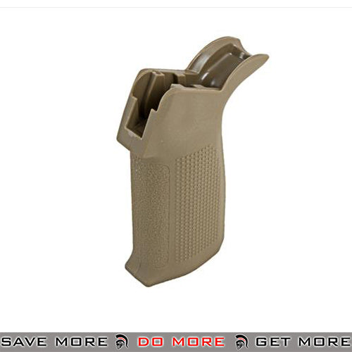 PTS Enhanced Polymer Grip (EPG) for GBB Airsoft Rifles - Dark Earth Motor / Hand Grips- ModernAirsoft.com