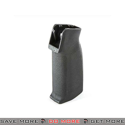 PTS Enhanced Polymer Grip Compact (EPGC) for AEG Airsoft Rifles - Black Motor / Hand Grips- ModernAirsoft.com