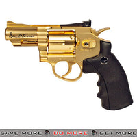 Dan Wesson CO2 Powered 2.5 4.5mm Airgun - Gold