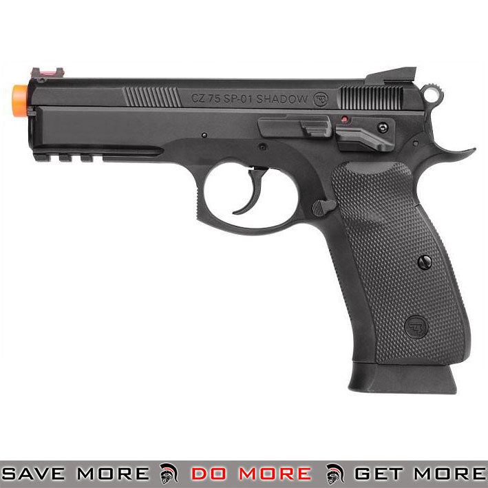 ASG CZ SP-01 Shadow Airsoft Spring Pistol SP-50083 - Black