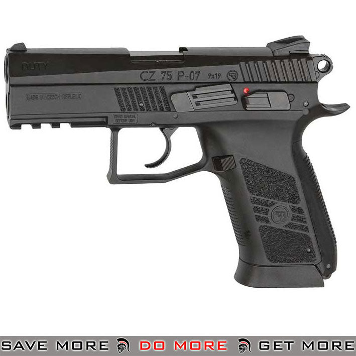 ASG CZ 75 P-07 Duty Non-Blowback Co2 4.5mm .177