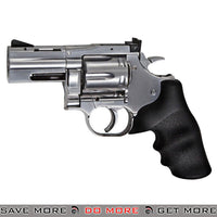 "Dan Wesson 715 2.5"" Snub Nose CO2 Powered Airsoft  Revolver (Silver)"