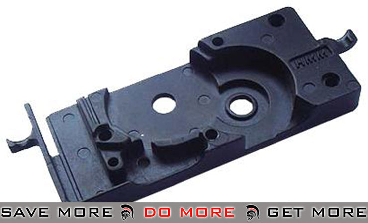 Celcius Gear Case (Right Side) for CTW / Systema PTW Series AEG Rifle Gearbox- ModernAirsoft.com