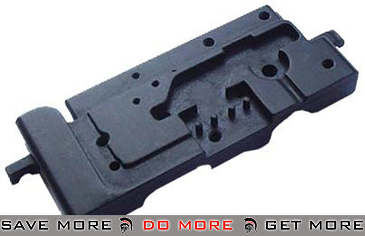 Celcius Gear Case (Left Side) for CTW / Systema PTW Series AEG Rifle Gearbox- ModernAirsoft.com