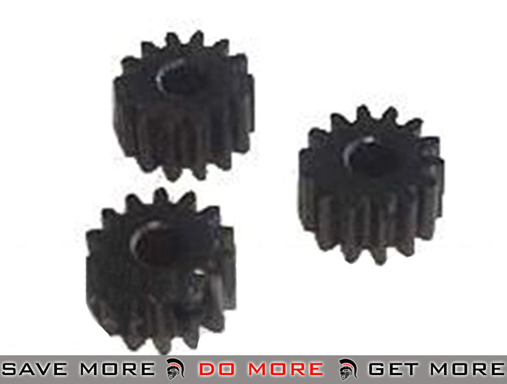 Set of 3 Celcius Planetary Gear (Sintering) for CTW / Systema PTW Series AEG Rifle Gears- ModernAirsoft.com