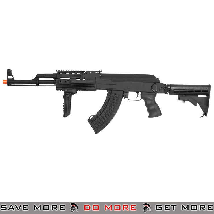 CYMA Contractor AK Airsoft AEG Rifle w Lipo Ready Gearbox