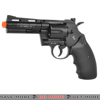 "Colt Python .357 4"" Airsoft CO2 Revolver by Cybergun"