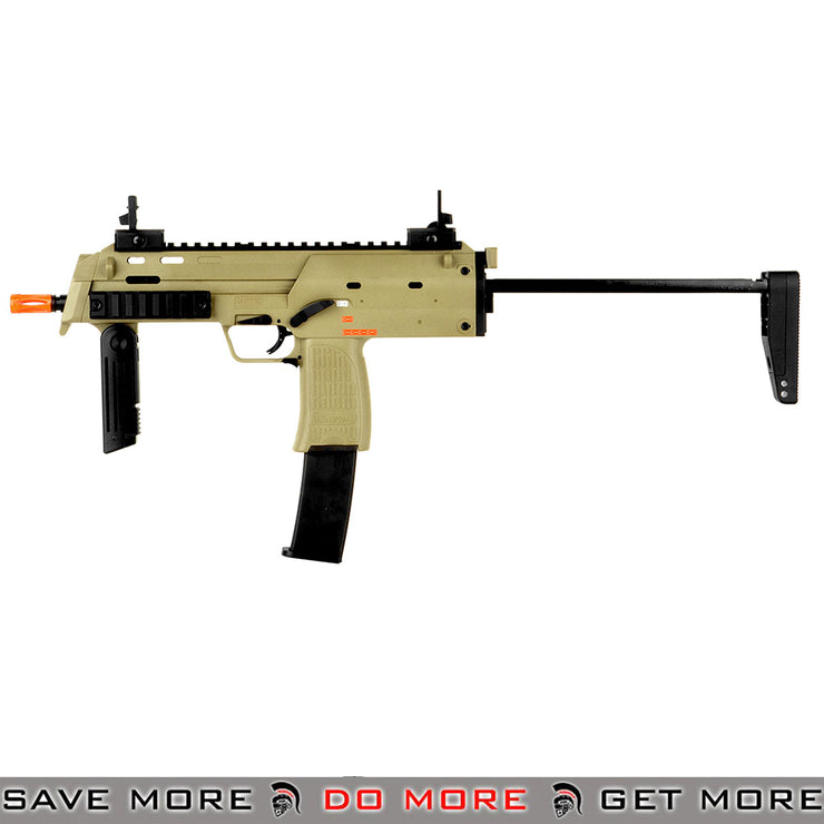 KWA H&K Umarex MP7 Airsoft Gas Blowback Tan - ModernAirsoft.com
