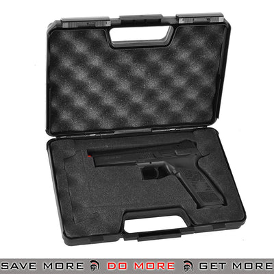 ASG CZ P-09 Duty Licensed Airsoft GBB Full Metal Pistol 50085 Black