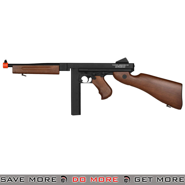 Licensed Thompson M1A1 Airsoft AEG Rifle by King Arms