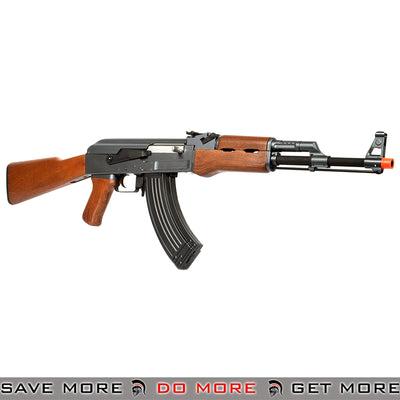CYMA CM028 Airsoft AK47 AEG Rifle (Imitation Wood