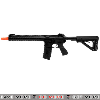 G&G CM16 SRL Combat Machine Airsoft M4 AEG Rifle w 9 Keymod Rail