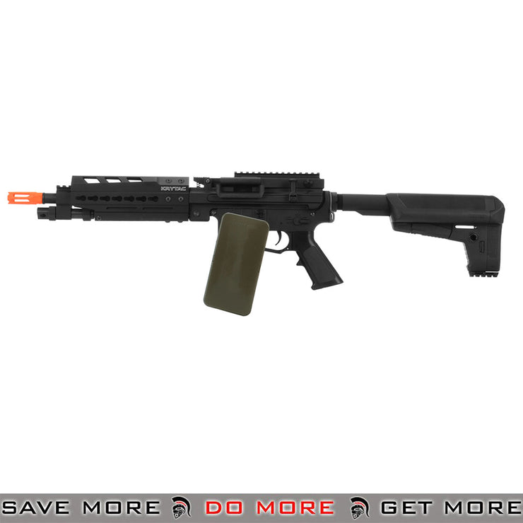Krytac Trident MK II LMG Full Metal AEG Light Machine Gun with Keymod Handguard