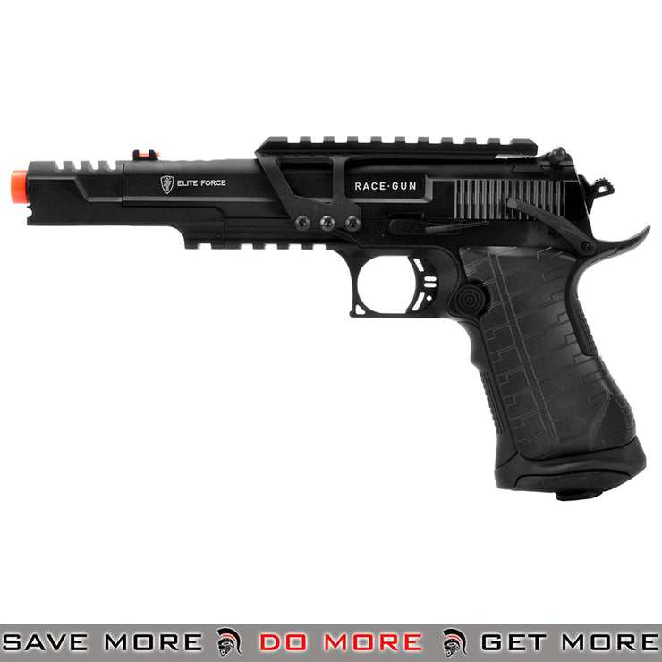 Elite Force Competition Race Gun CO2 Blowback Airsoft Gun [GP-22795490 - Black