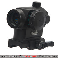 Lancer Tactical Mini Red & Green Dot Sight w/ Quick Release Mount CA-418B