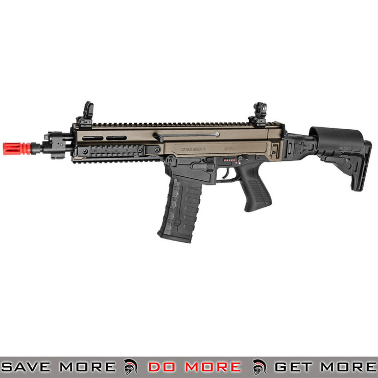 ASG Fully Licensed CZ 805 Bren-A2 Airsoft AEG - Two-Tone Desert