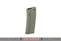 Dytac Hexmag 120rd Mid-Cap for M4 / M16 Series Airsoft AEG Rifle - OD Green Electric Gun Magazine- ModernAirsoft.com