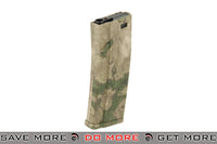 Dytac Hexmag 120rd Mid-Cap for M4 / M16 Series Airsoft AEG Rifle - A-TACS FG Electric Gun Magazine- ModernAirsoft.com