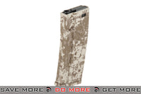 Dytac Hexmag 120rd Mid-Cap for M4 / M16 Series Airsoft AEG Rifle - Digital Desert Electric Gun Magazine- ModernAirsoft.com