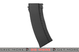 Matrix Black 140rd Mid-cap No Winding Magazine for AK Series Airsoft AEG Electric Gun Magazine- ModernAirsoft.com
