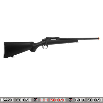 cyma vsr-10 bolt action airsoft sniper rifle black