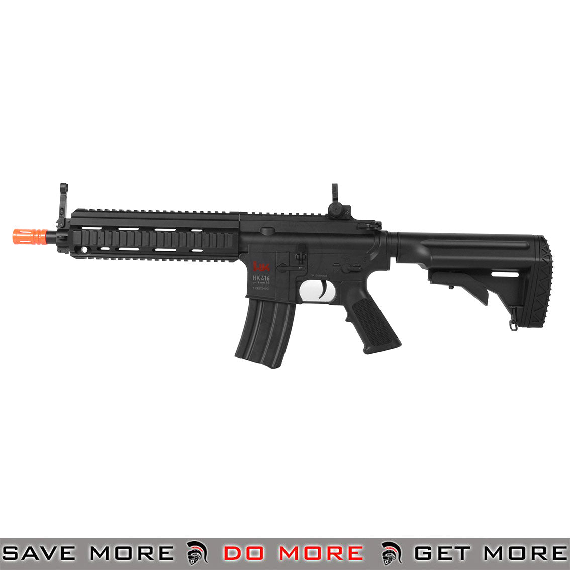 Umarex H&K HK416 Full Size Airsoft AEG Rifle Package