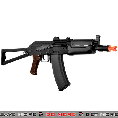 KWA Full Metal AKG 74SU Airsoft Gas Blowback GBB Rifle - ModernAirsoft