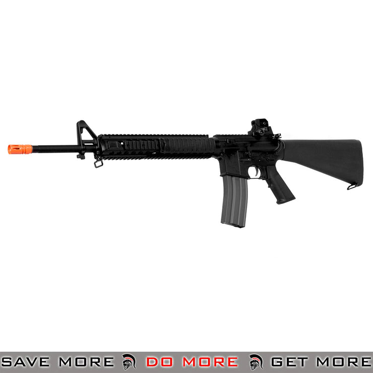 G&G Top Tech Blowback GR16 R5 M16 SPR Type Airsoft AEG Rifle